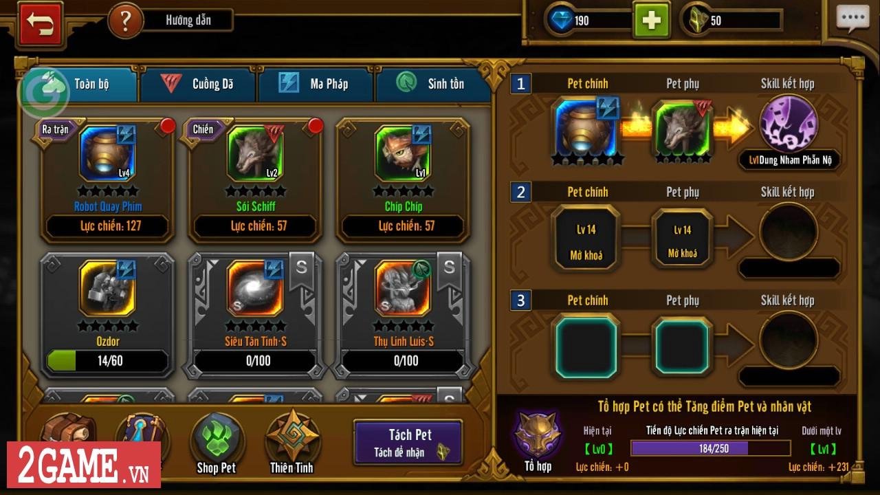 Cảm nhận Torchlight Mobile ngày đầu ra mắt: Kế thừa bản PC và sáng tạo nhiều tính năng hay ho 11