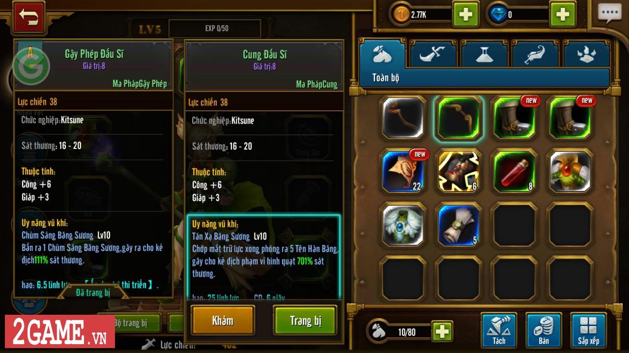 Cảm nhận Torchlight Mobile ngày đầu ra mắt: Kế thừa bản PC và sáng tạo nhiều tính năng hay ho 3