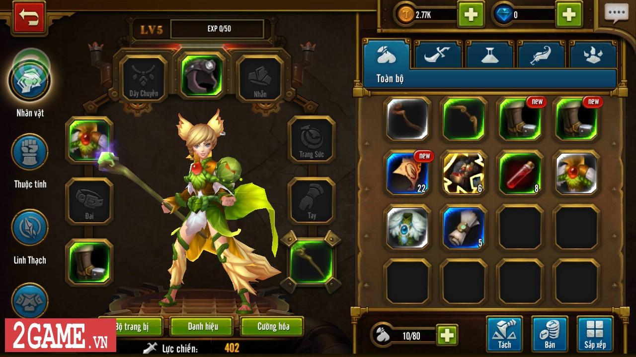 Cảm nhận Torchlight Mobile ngày đầu ra mắt: Kế thừa bản PC và sáng tạo nhiều tính năng hay ho 4