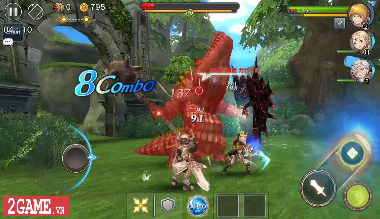 Khi người Nhật làm game Dragon Nest: Khỏi phải chê luôn! 0
