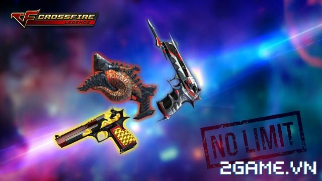 Crossfire Legends - Những loại súng lục nào thuộc diện có thể sở hữu vĩnh viễn? 0