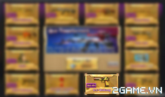 Crossfire Legends - Những loại súng lục nào thuộc diện có thể sở hữu vĩnh viễn? 2