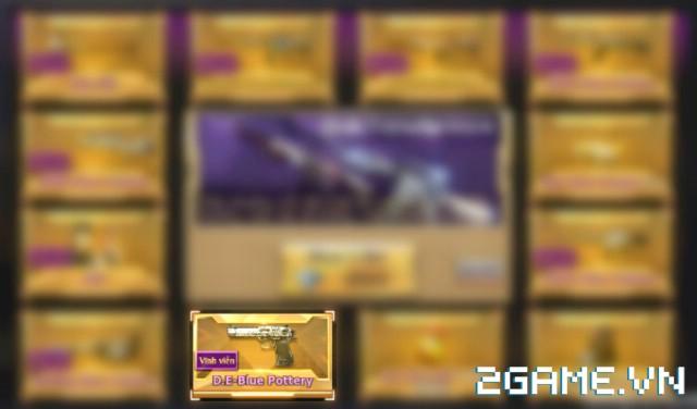 Crossfire Legends - Những loại súng lục nào thuộc diện có thể sở hữu vĩnh viễn? 3