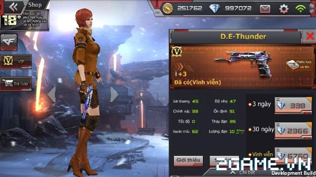 Crossfire Legends - Những loại súng lục nào thuộc diện có thể sở hữu vĩnh viễn? 5