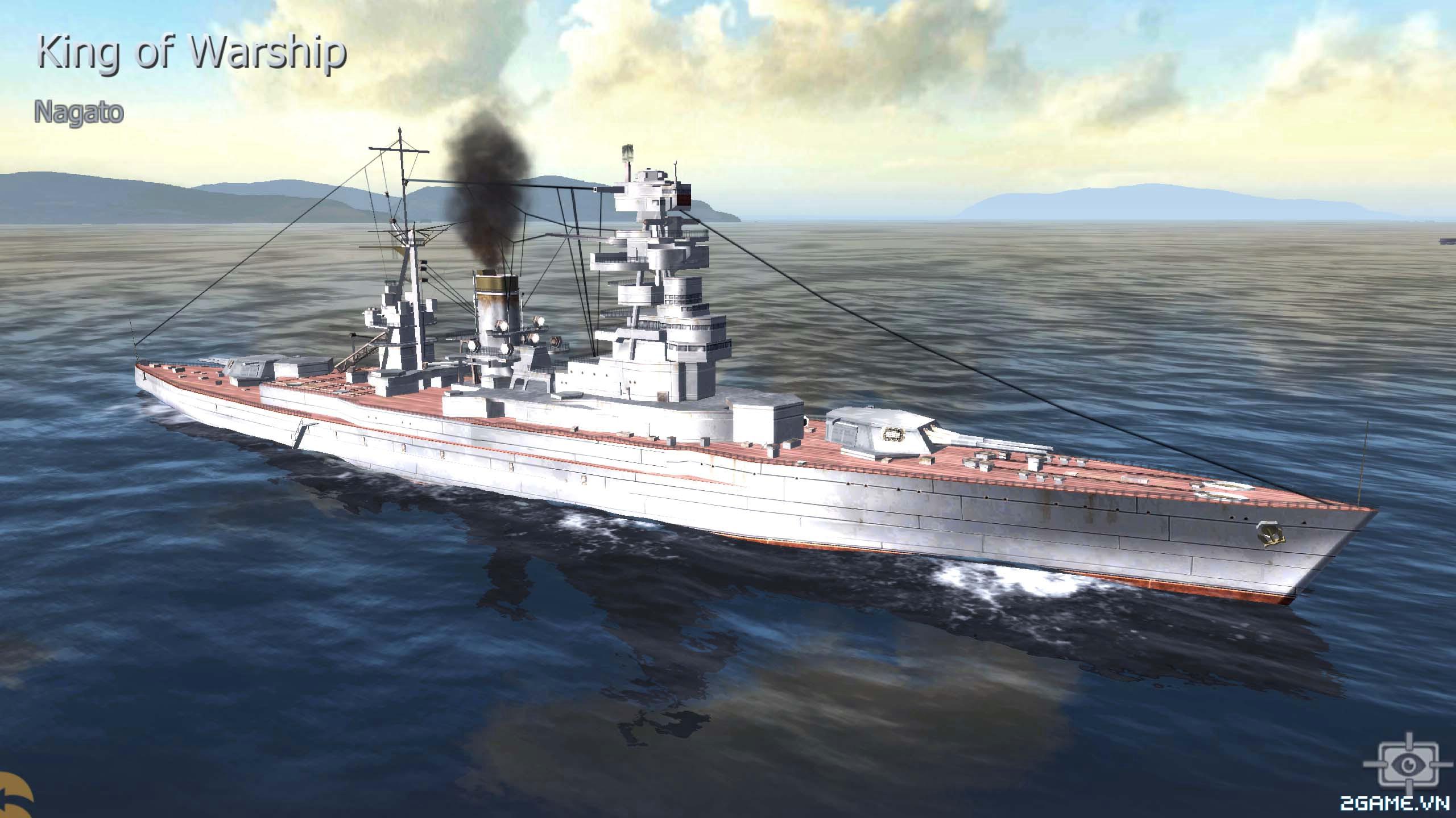 Thủy Chiến 3D mobile - Thiết giáp hạm Nagato 0
