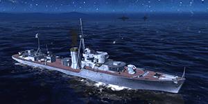 Thủy Chiến 3D mobile – Khu trục hạm Laforey