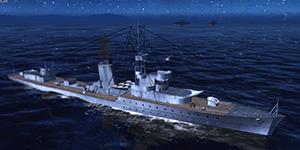 Thủy Chiến 3D mobile – Khu trục hạm Blyskawica