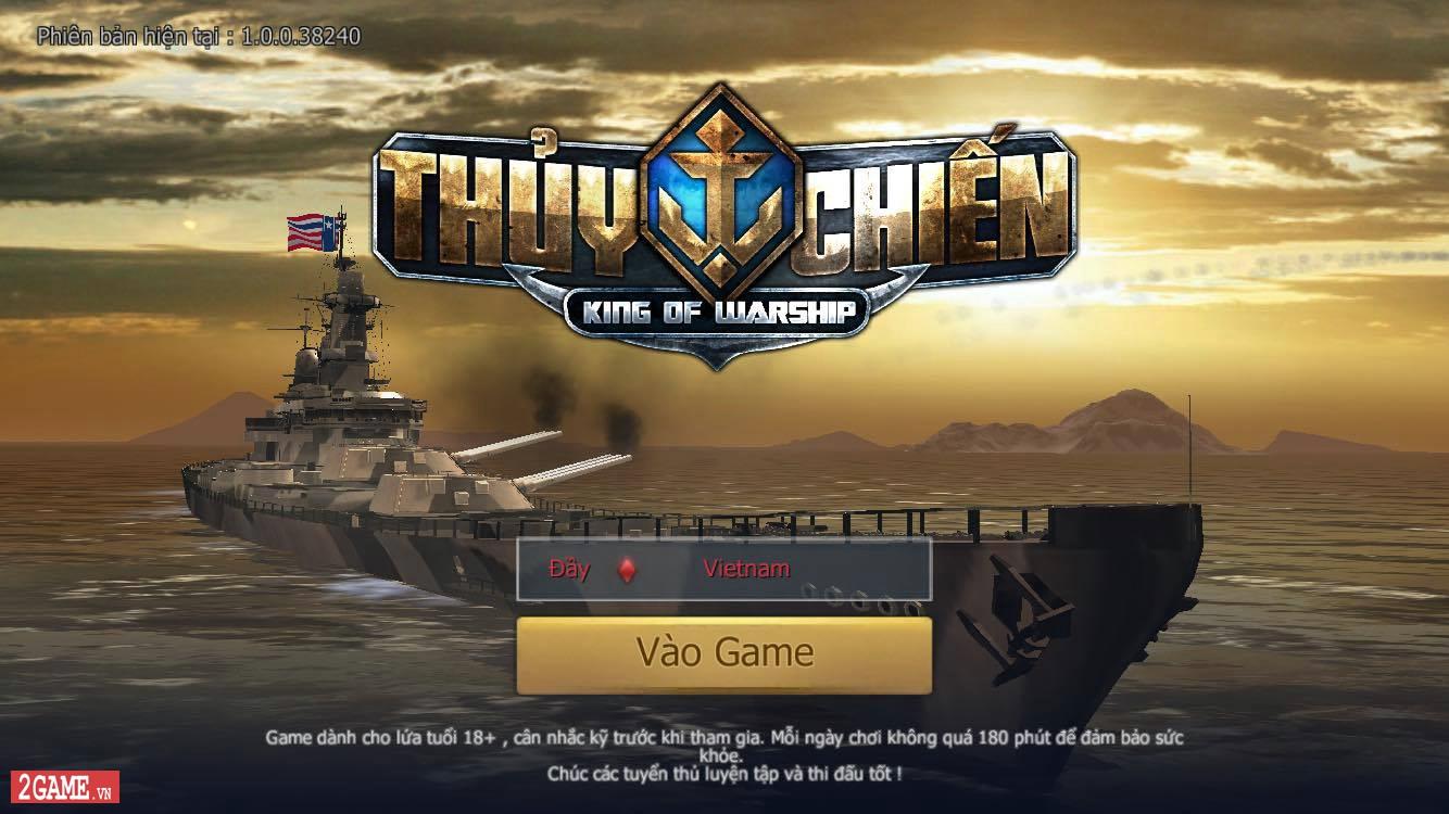 Cảm nhận Thủy Chiến 3D Mobile – Đủ sức trở thành một game Mobile eSports đích thực 0