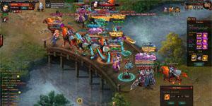 Huyết Chiến Tam Quốc – Webgame nhập vai dành cho ai thích sự đơn giản và máu PK