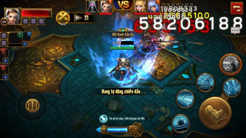 Torchlight Mobile khơi dậy cảm hứng bất tận của dòng game Châu Âu 0