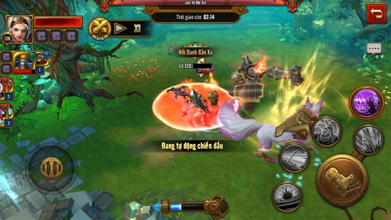 Torchlight Mobile khơi dậy cảm hứng bất tận của dòng game Châu Âu 3