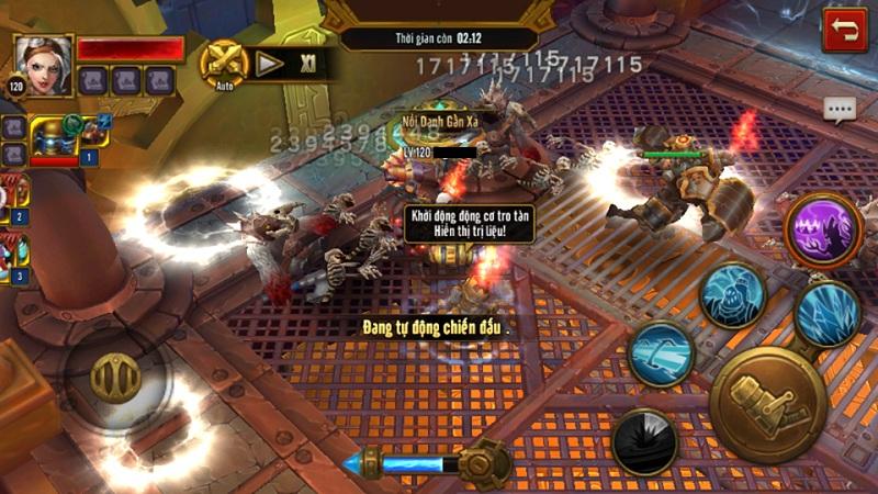 Torchlight Mobile khơi dậy cảm hứng bất tận của dòng game Châu Âu 4