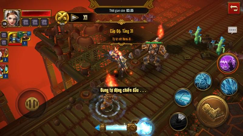 Torchlight Mobile khơi dậy cảm hứng bất tận của dòng game Châu Âu 5