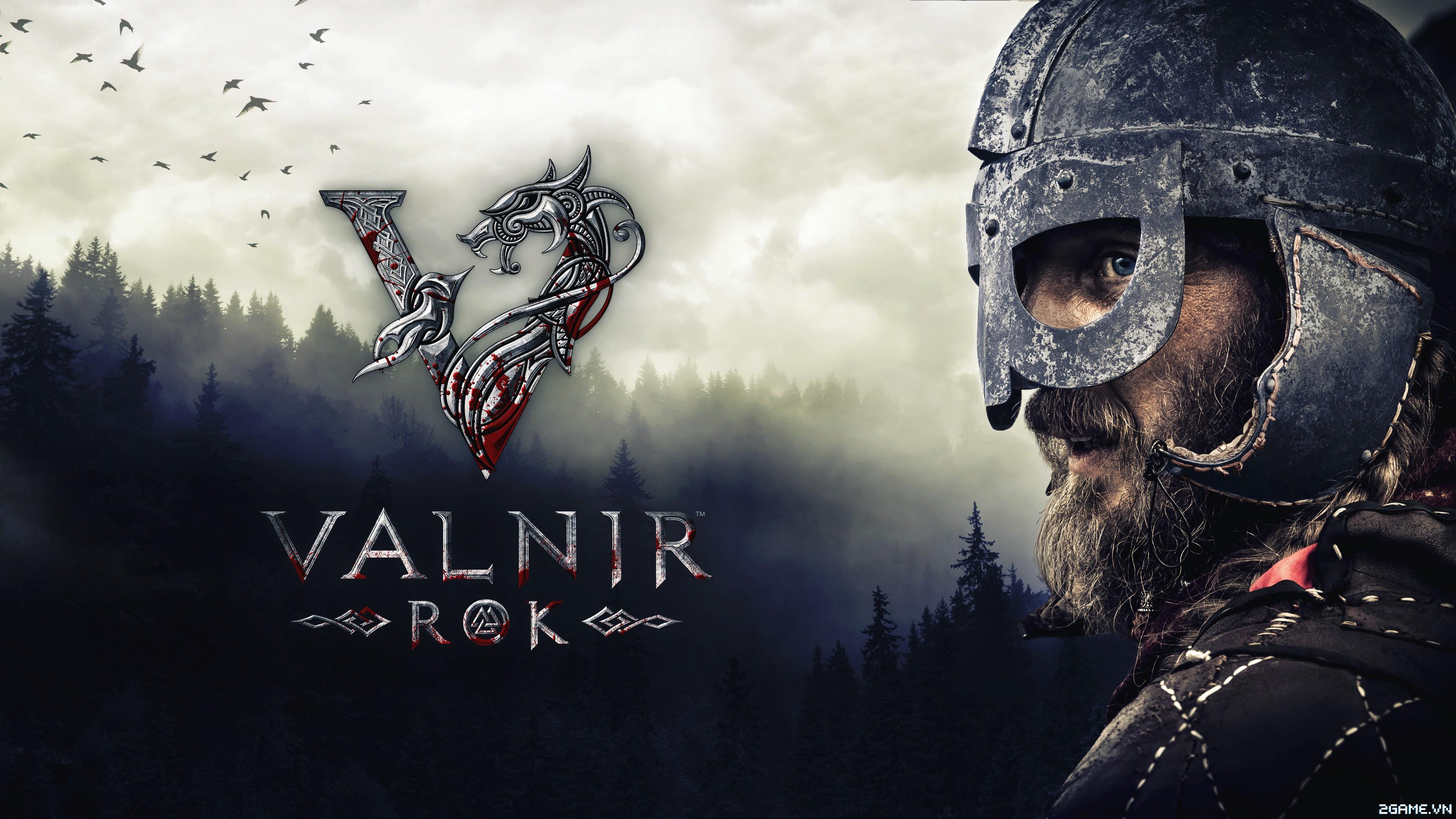 Valnir Rok – Game sinh tồn chủ đề Vikings tiến hành thử nghiệm 0