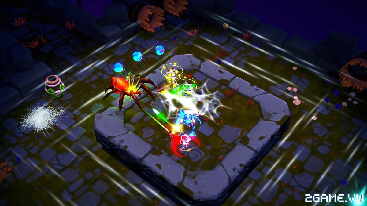 Super Dungeon Bros - Game nhập vai chặt chém kiểu là lạ ngồ ngộ cho chơi miễn phí 4