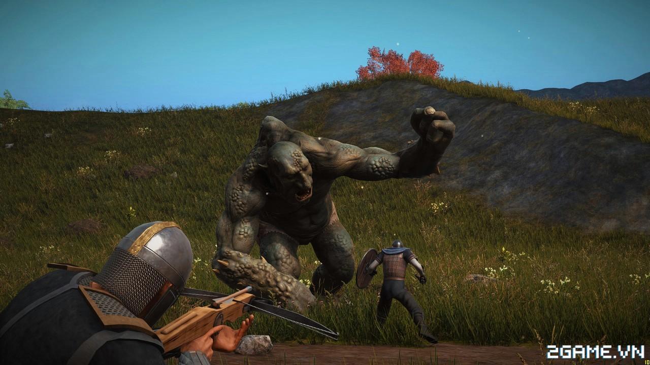 Valnir Rok – Game sinh tồn chủ đề Vikings tiến hành thử nghiệm 1