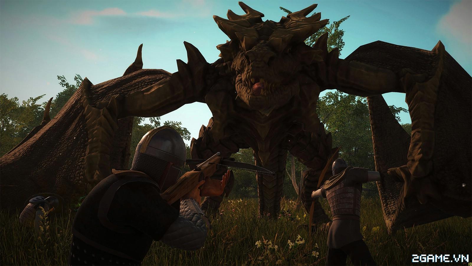 Valnir Rok – Game sinh tồn chủ đề Vikings tiến hành thử nghiệm 3