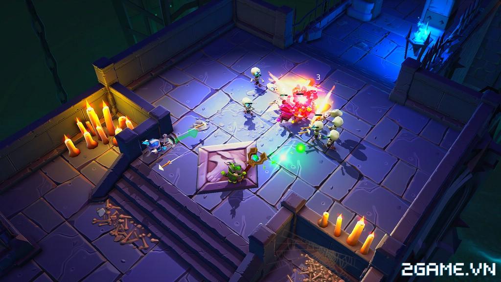 Super Dungeon Bros - Game nhập vai chặt chém kiểu là lạ ngồ ngộ cho chơi miễn phí 3