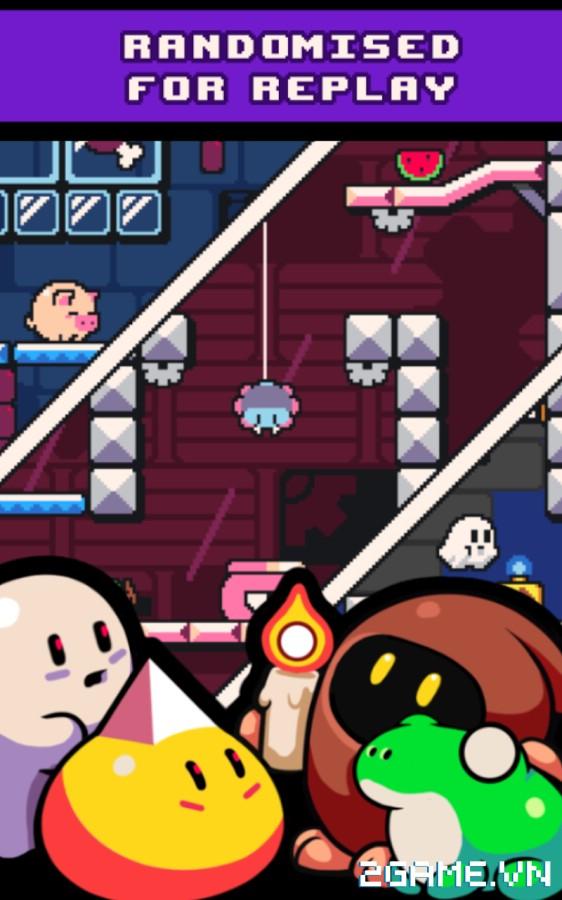 Drop Wizard Tower – Game mobile đi cảnh nhẹ nhàng dành cho mọi lứa tuổi 0