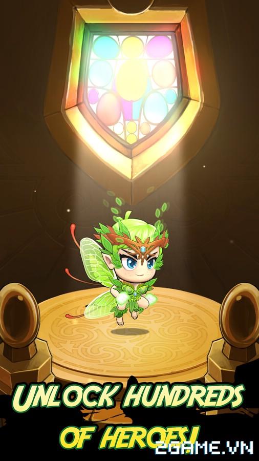 Dragon's Watch - Game nhập vai đấu thẻ tướng có tạo hình nhân vật vô cùng đáng yêu 0