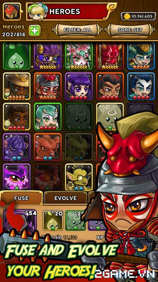 Dragon's Watch - Game nhập vai đấu thẻ tướng có tạo hình nhân vật vô cùng đáng yêu 1