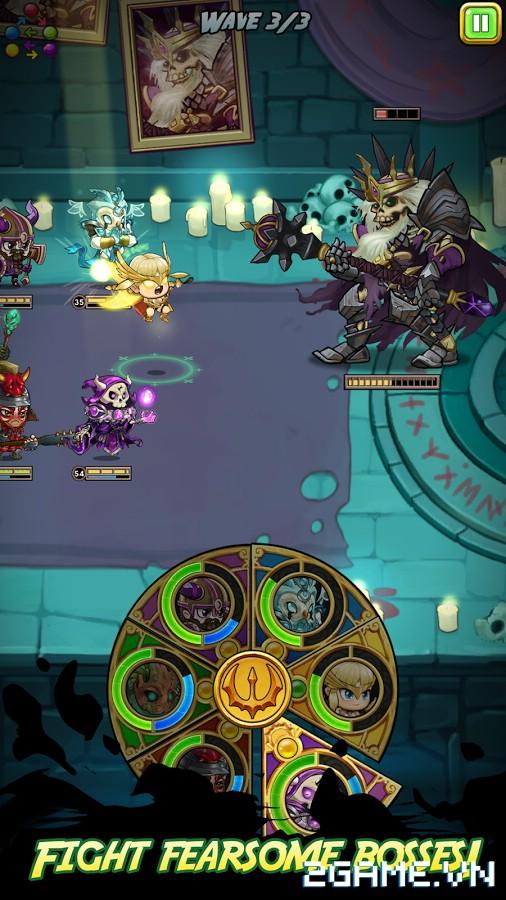 Dragon's Watch - Game nhập vai đấu thẻ tướng có tạo hình nhân vật vô cùng đáng yêu 3