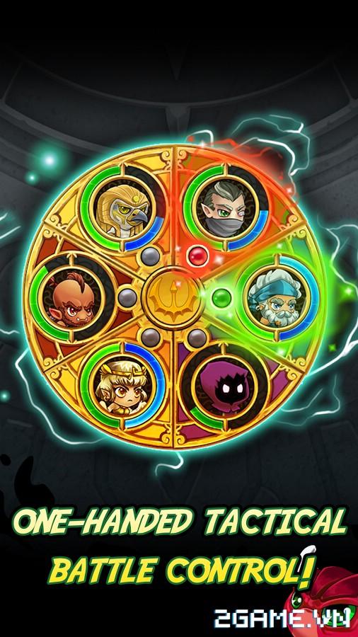 Dragon's Watch - Game nhập vai đấu thẻ tướng có tạo hình nhân vật vô cùng đáng yêu 4