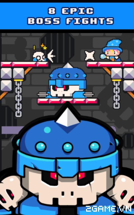 Drop Wizard Tower – Game mobile đi cảnh nhẹ nhàng dành cho mọi lứa tuổi 1