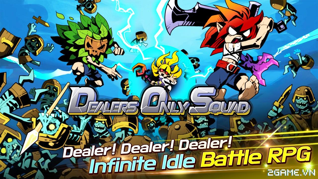 Dealers Only Squad - Game chiến thuật dành riêng cho những người bận rộn 3