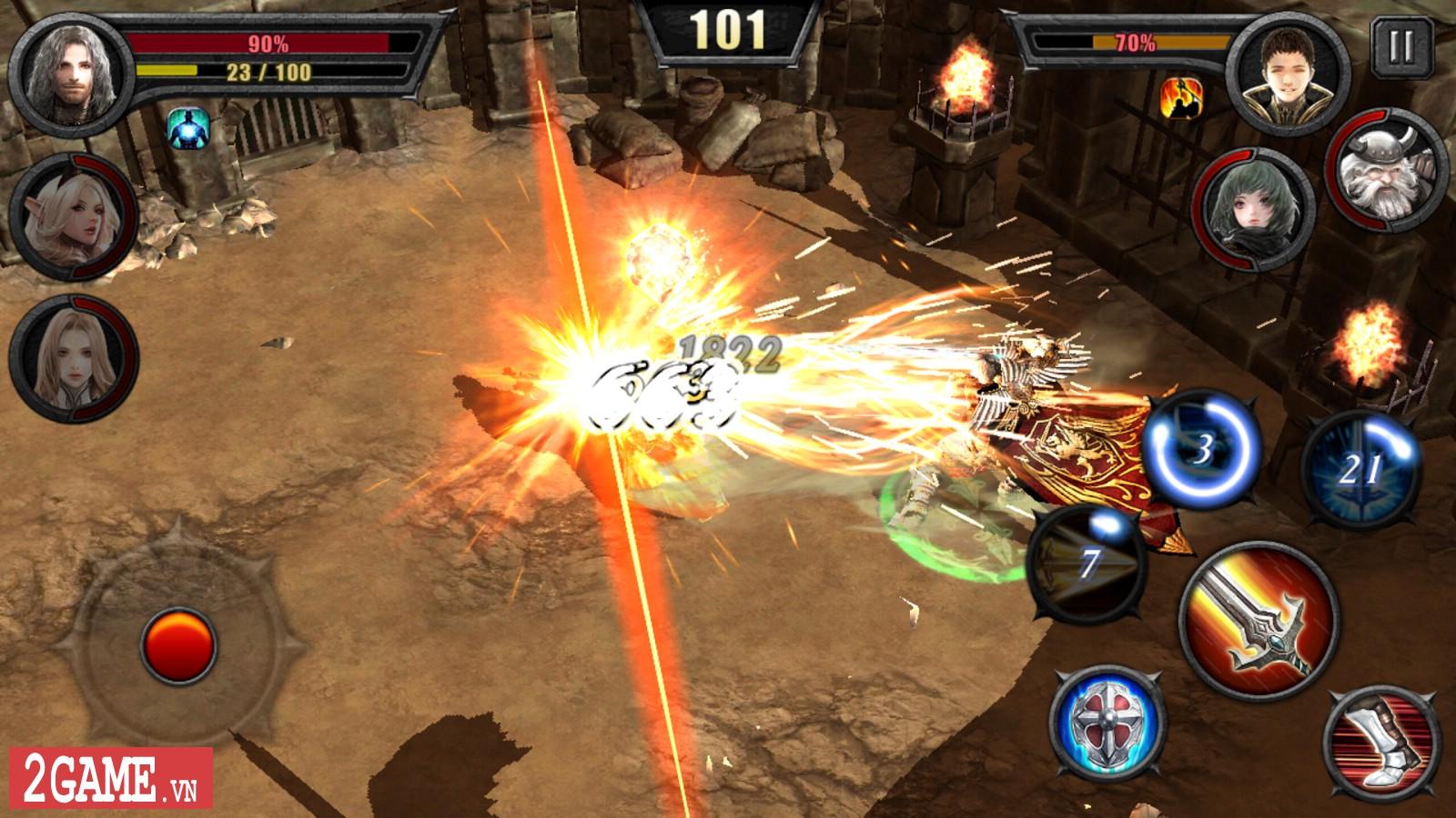 Dragon Raja M - Game mobile nhập vai chặt chém ra mắt season 2 với nhiều cải tiến mới 1