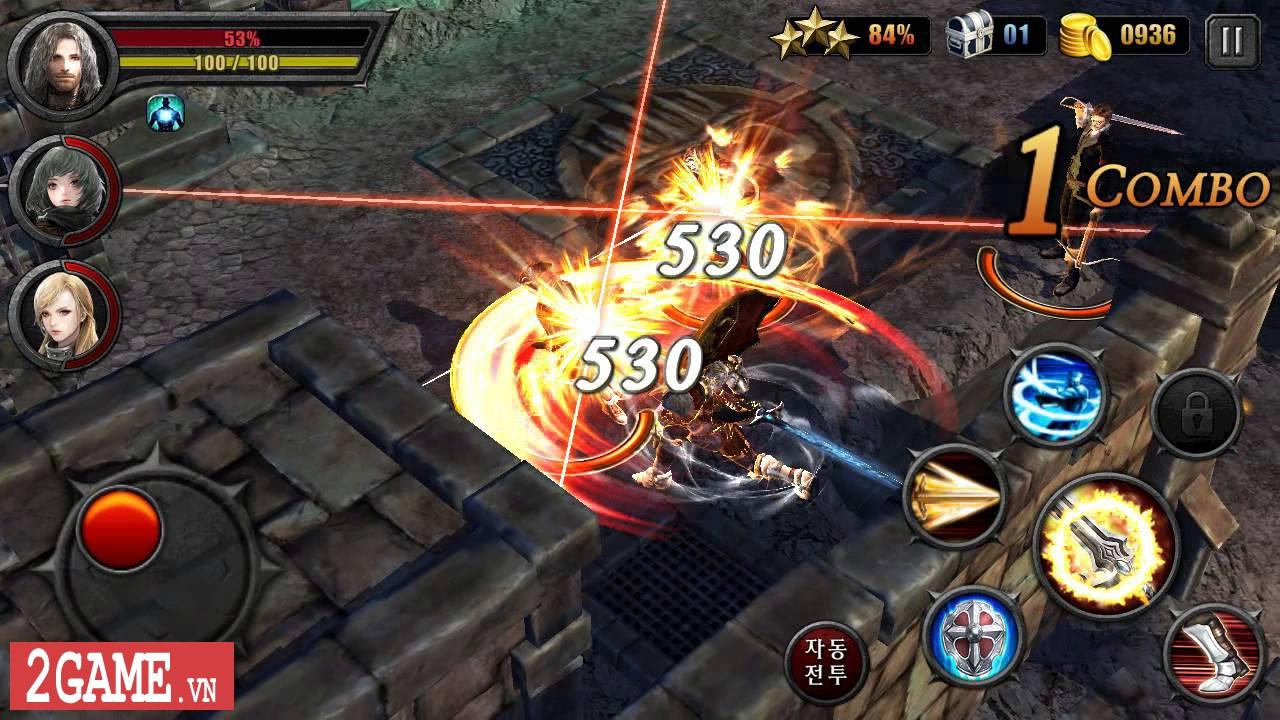 Dragon Raja M - Game mobile nhập vai chặt chém ra mắt season 2 với nhiều cải tiến mới 2