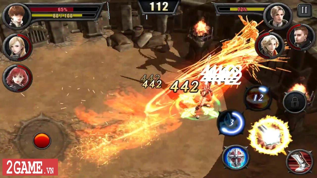 Dragon Raja M - Game mobile nhập vai chặt chém ra mắt season 2 với nhiều cải tiến mới 4