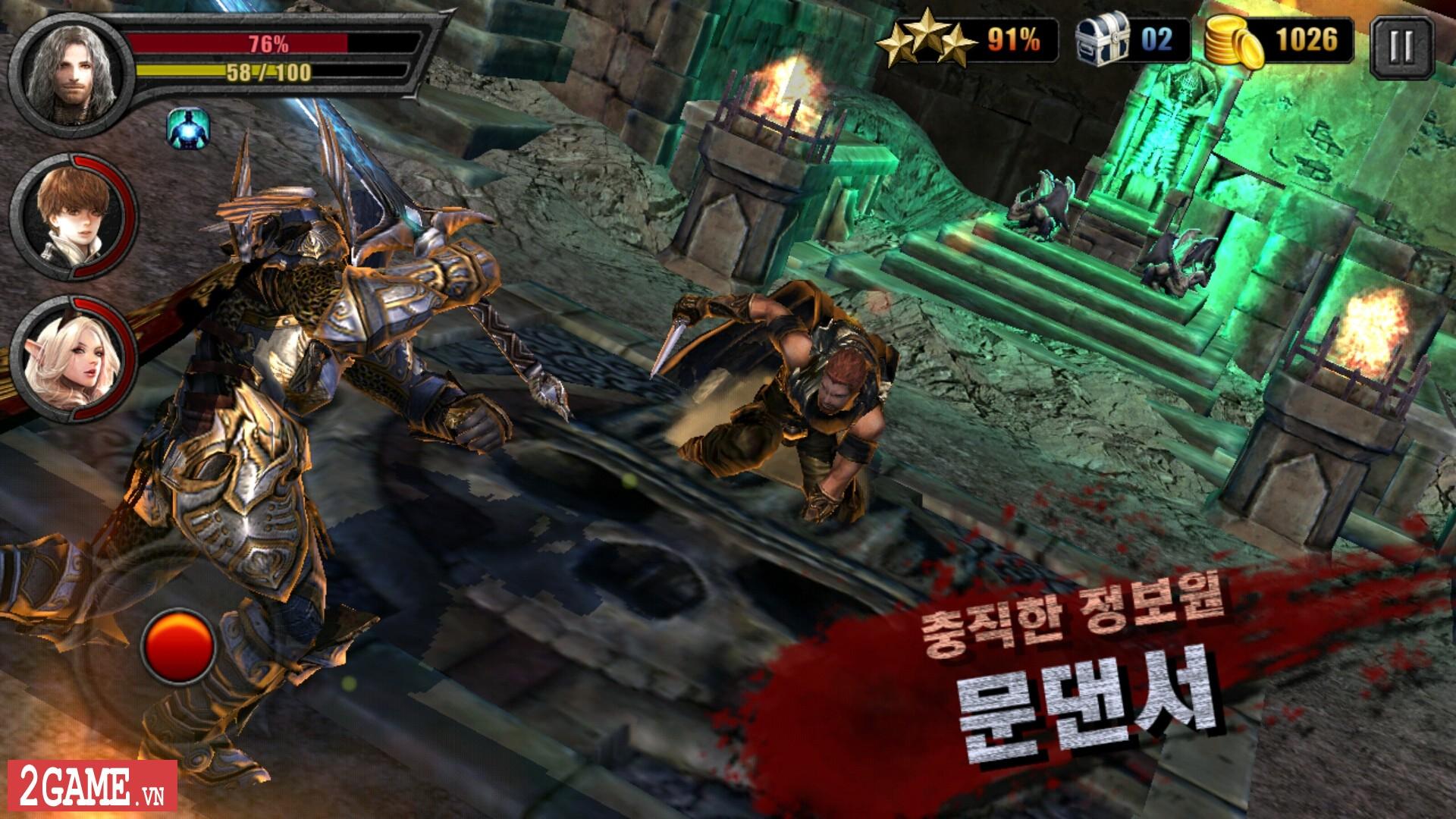 Dragon Raja M - Game mobile nhập vai chặt chém ra mắt season 2 với nhiều cải tiến mới 7