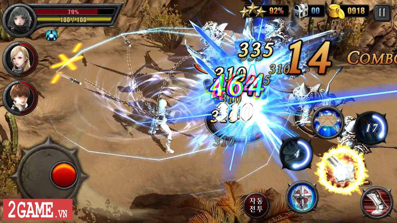 Dragon Raja M - Game mobile nhập vai chặt chém ra mắt season 2 với nhiều cải tiến mới 3