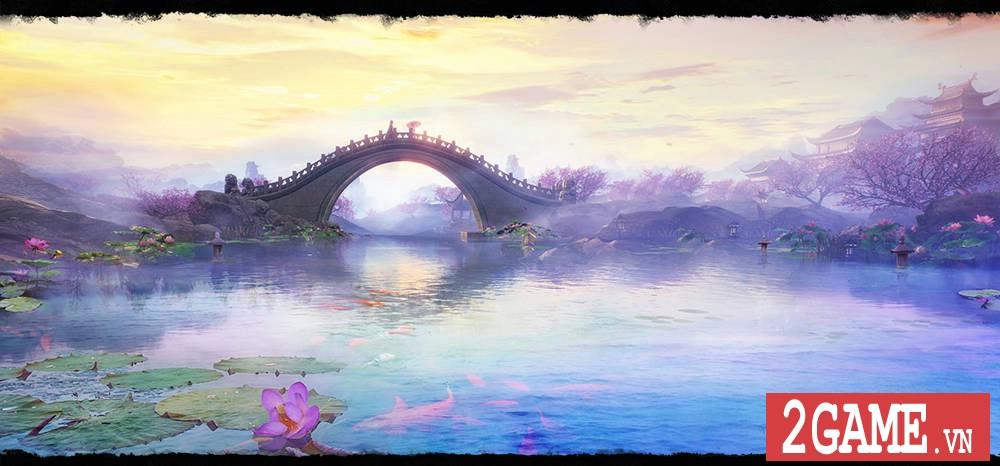Thiên Kê Chi Bạch Xà Truyền Thuyết – Game Mobile dựa trên bộ phim cùng tên sở hữu đồ họa siêu khủng 2