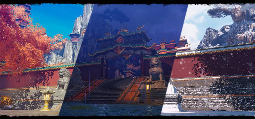 Thiên Kê Chi Bạch Xà Truyền Thuyết – Game Mobile dựa trên bộ phim cùng tên sở hữu đồ họa siêu khủng 5