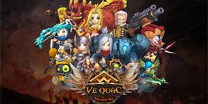Game mới Vệ Quốc Truyền Kỳ chuẩn bị ra mắt tại Việt Nam