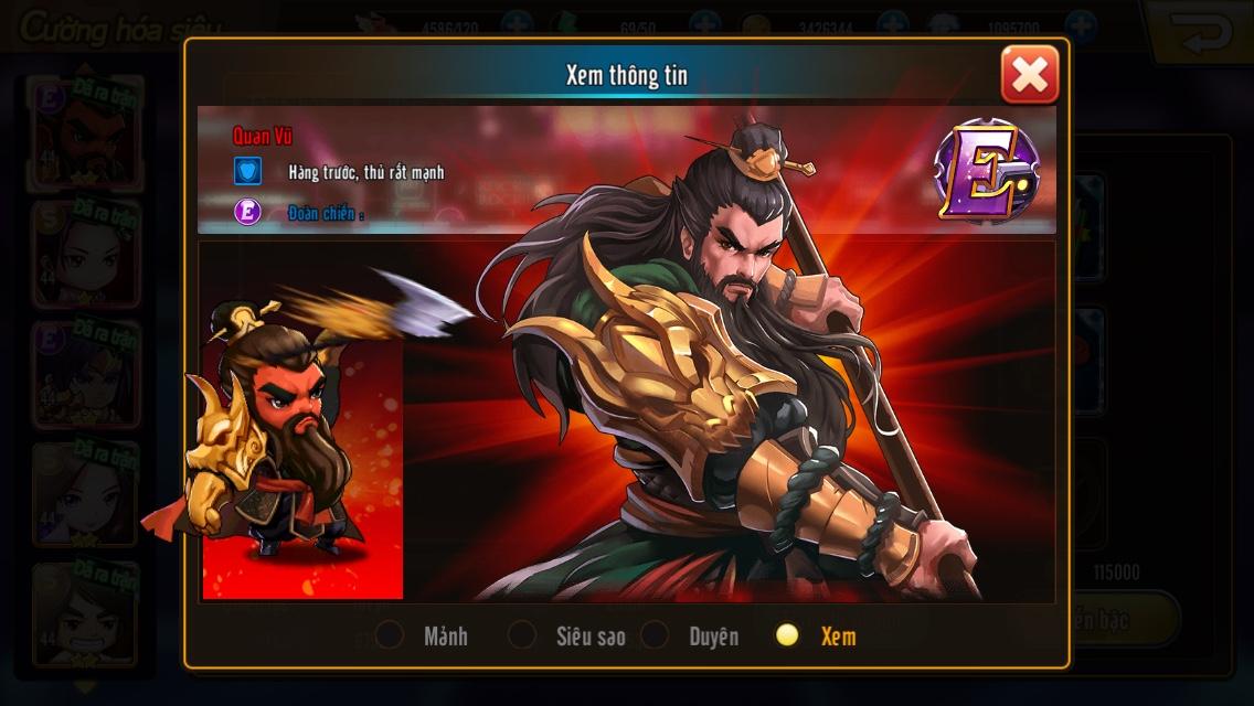 Game mobile Siêu Sao Đại Chiến ấn định ngày ra mắt tại Việt Nam 2