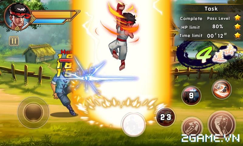 Bloody KungFu – Game nhập vai đi cảnh múa võ cực đỉnh trên mobile 0