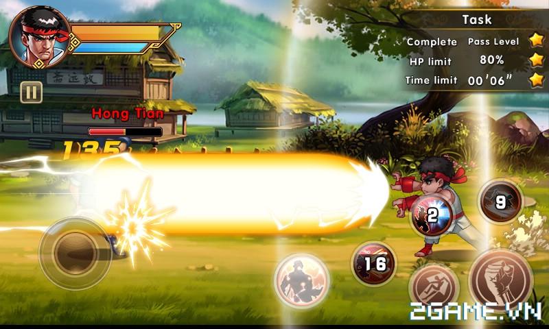 Bloody KungFu – Game nhập vai đi cảnh múa võ cực đỉnh trên mobile 1