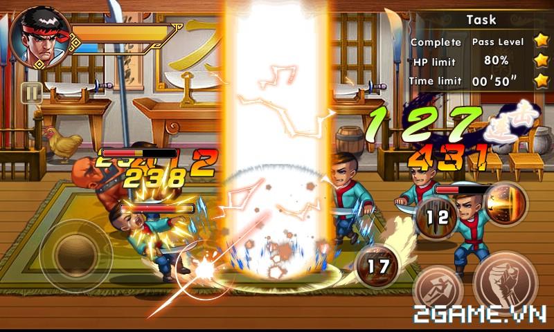 Bloody KungFu – Game nhập vai đi cảnh múa võ cực đỉnh trên mobile 2
