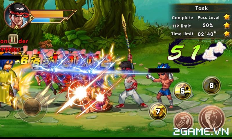 Bloody KungFu – Game nhập vai đi cảnh múa võ cực đỉnh trên mobile 3