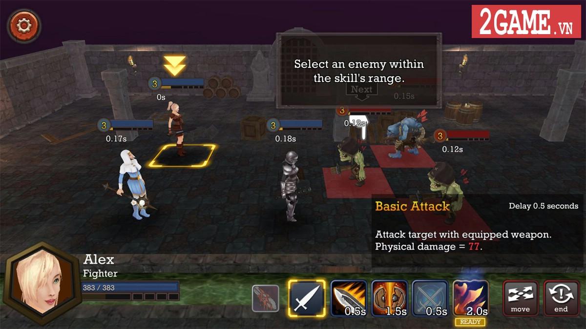 Chrono Clash – Game nhập vai chiến thuật hay ho đáng để bạn thử qua 5