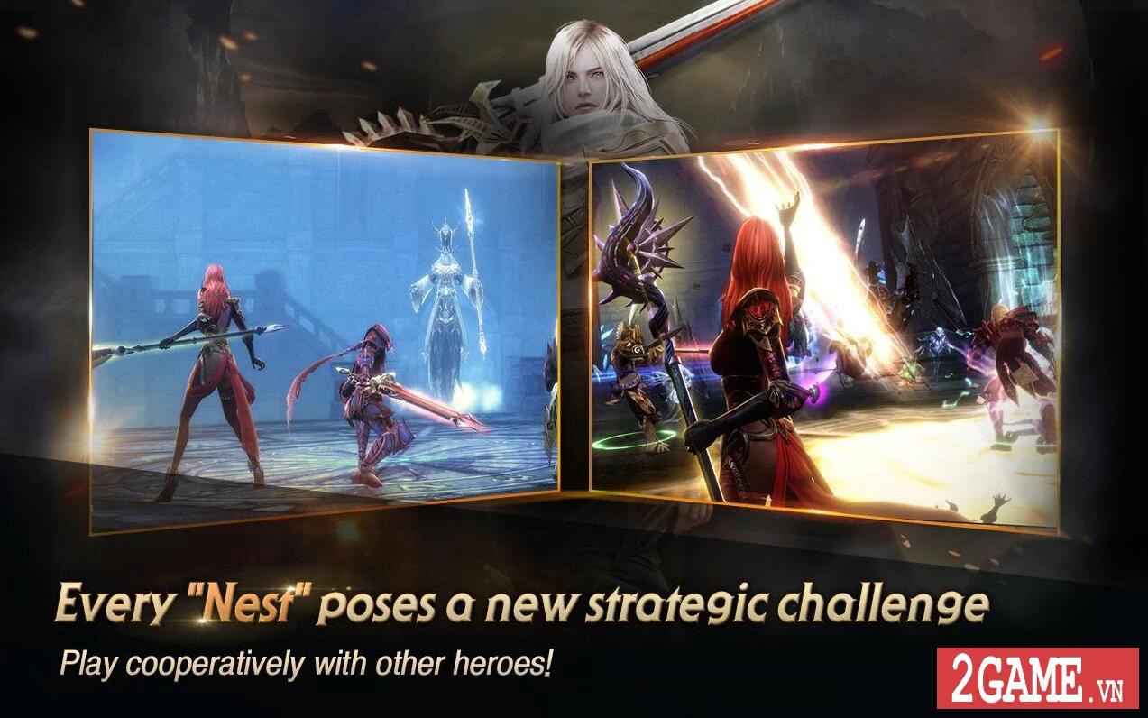 Dragon Nest 2: Legend - Game nhập vai chặt chém xứ Hàn nay đã có bản tiếng Anh 0