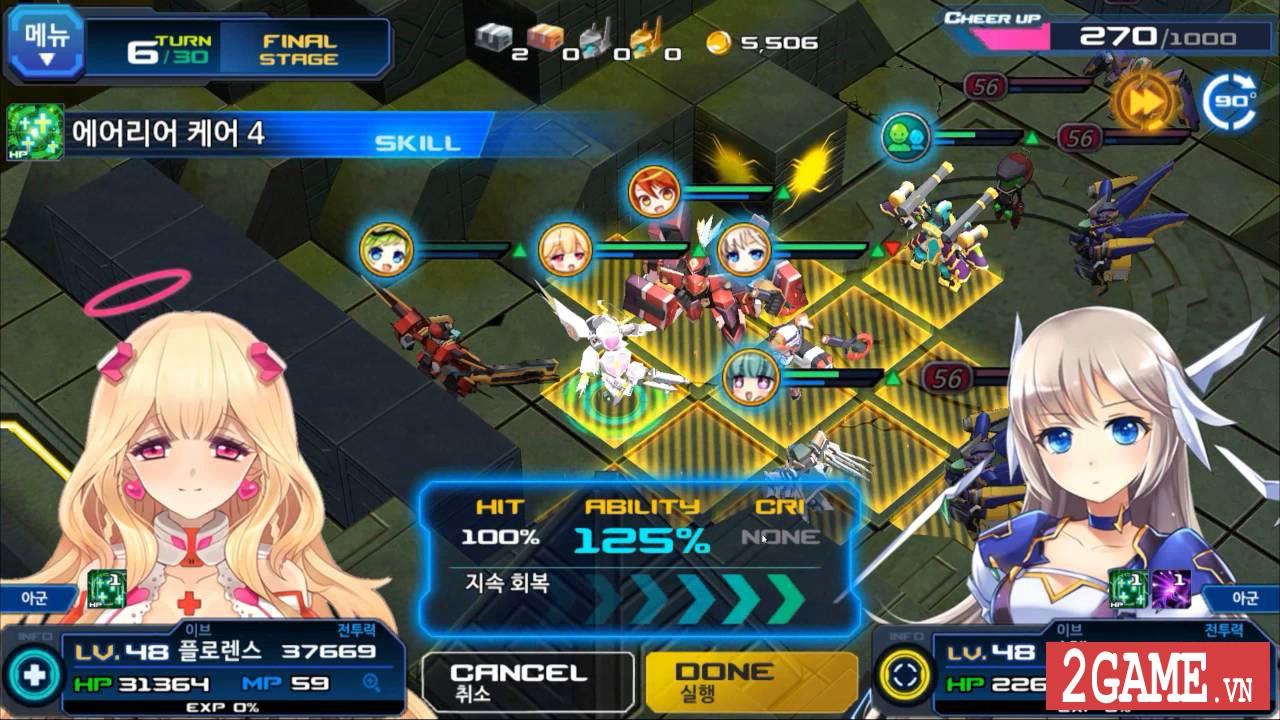 Master of Eternity: Game đấu thẻ tướng toàn gái xinh mở cửa tự do trên toàn cầu 6