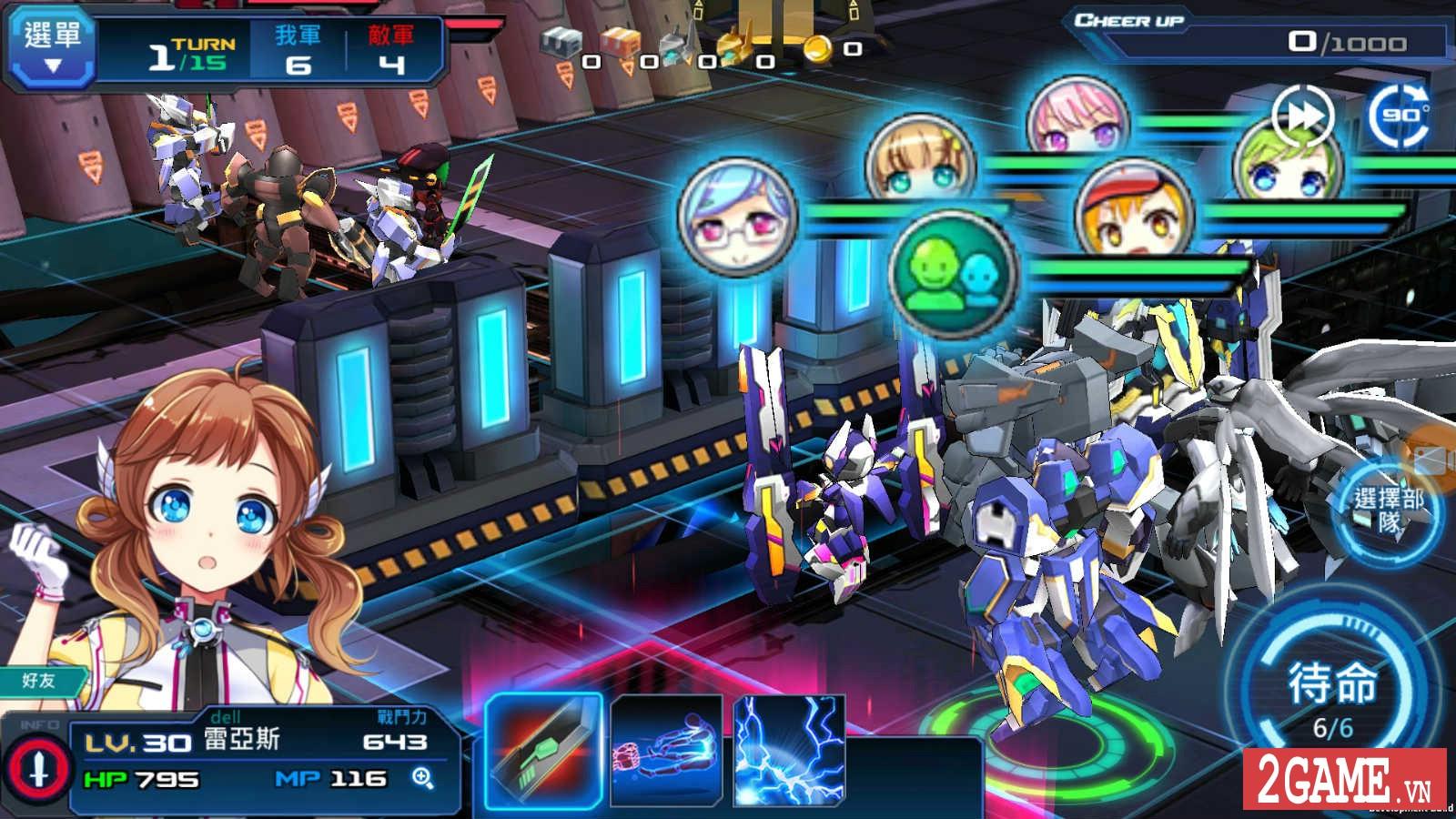 Master of Eternity: Game đấu thẻ tướng toàn gái xinh mở cửa tự do trên toàn cầu 7