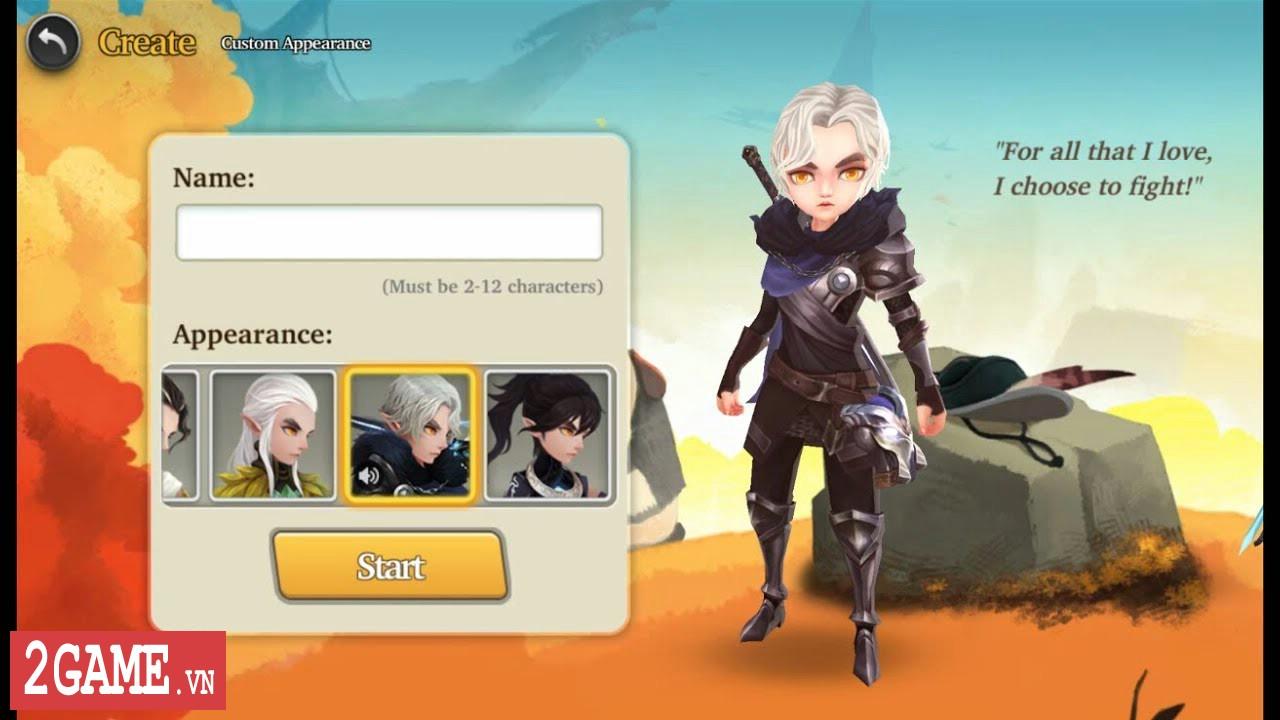 Child of Star - Game nhập vai đấu thẻ tướng có hình ảnh yêu vô cùng 2