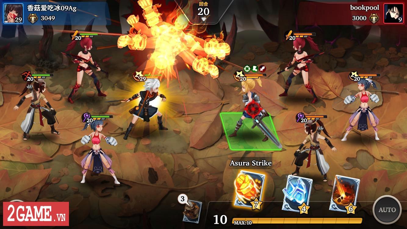 Child of Star - Game nhập vai đấu thẻ tướng có hình ảnh yêu vô cùng 3