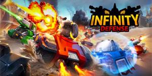 Infinity Defense – Game thủ trụ dễ chơi nhưng cũng cực dễ nghiện trên mobile