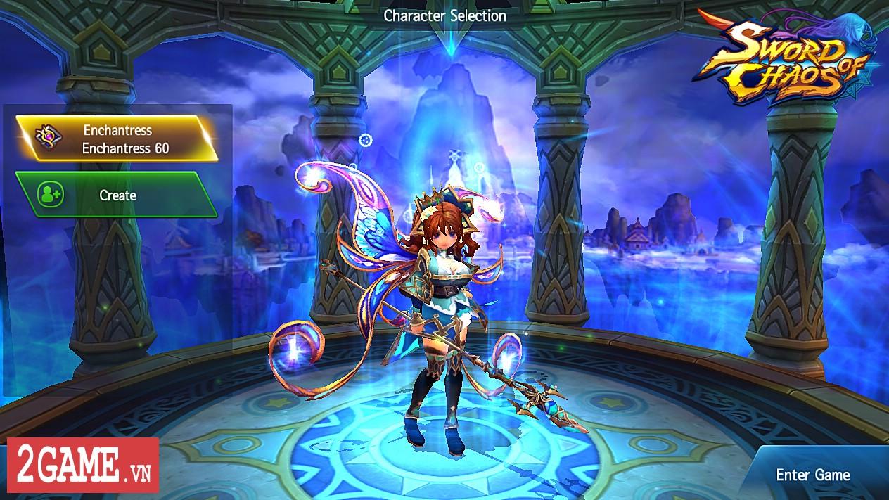 Sword of Chaos – Game nhập vai săn trùm cực khó mang phong cách đồ họa anime thân thiện 2